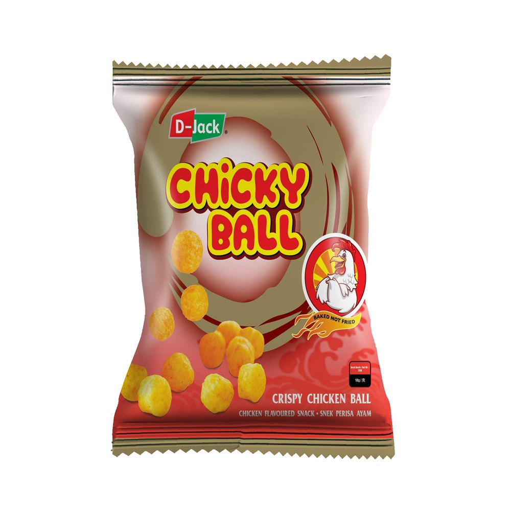 D-Jack Crispy Chicky Ball