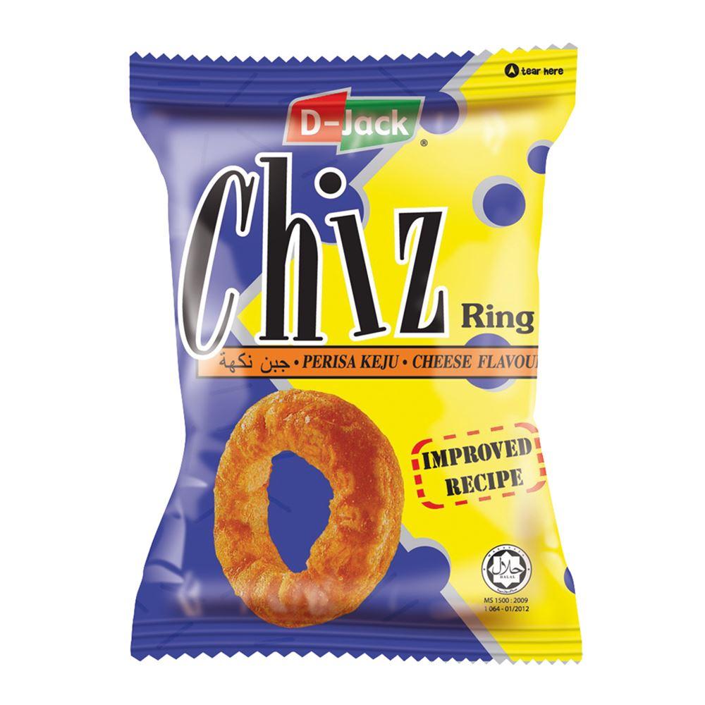 D-Jack Chiz Ring