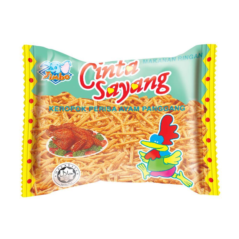 Jimbo Cinta Sayang Chicken Flavour