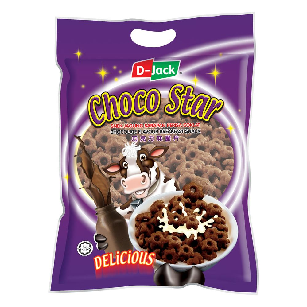 D-Jack Choco Star