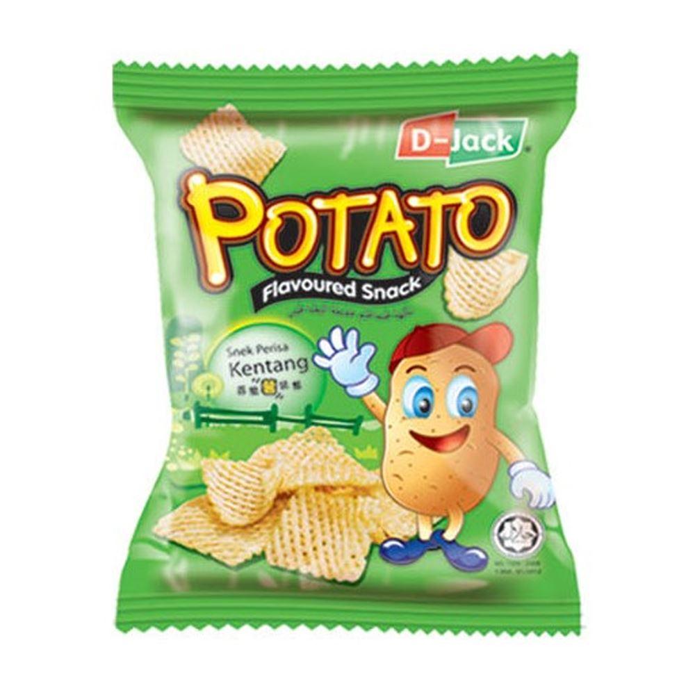 D-Jack Potato Chip