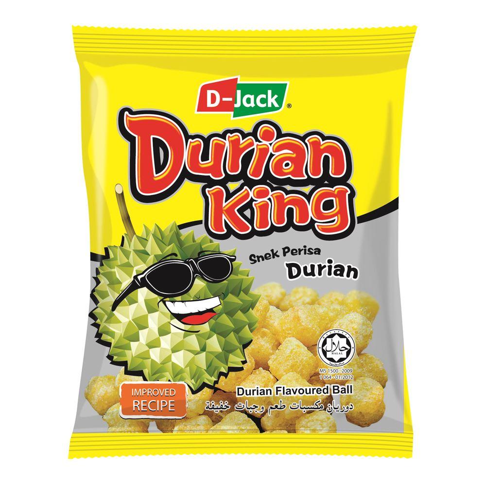D-Jack Durian King Flavour