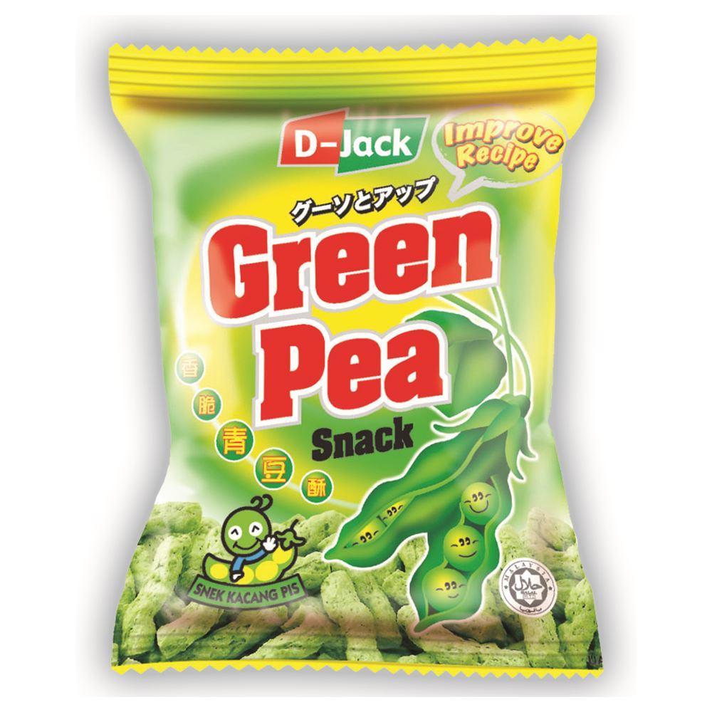 D-Jack Green Pea Flavour
