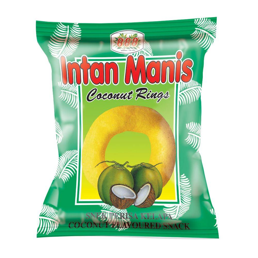 D-Jack Intan Manis Coconut Ring