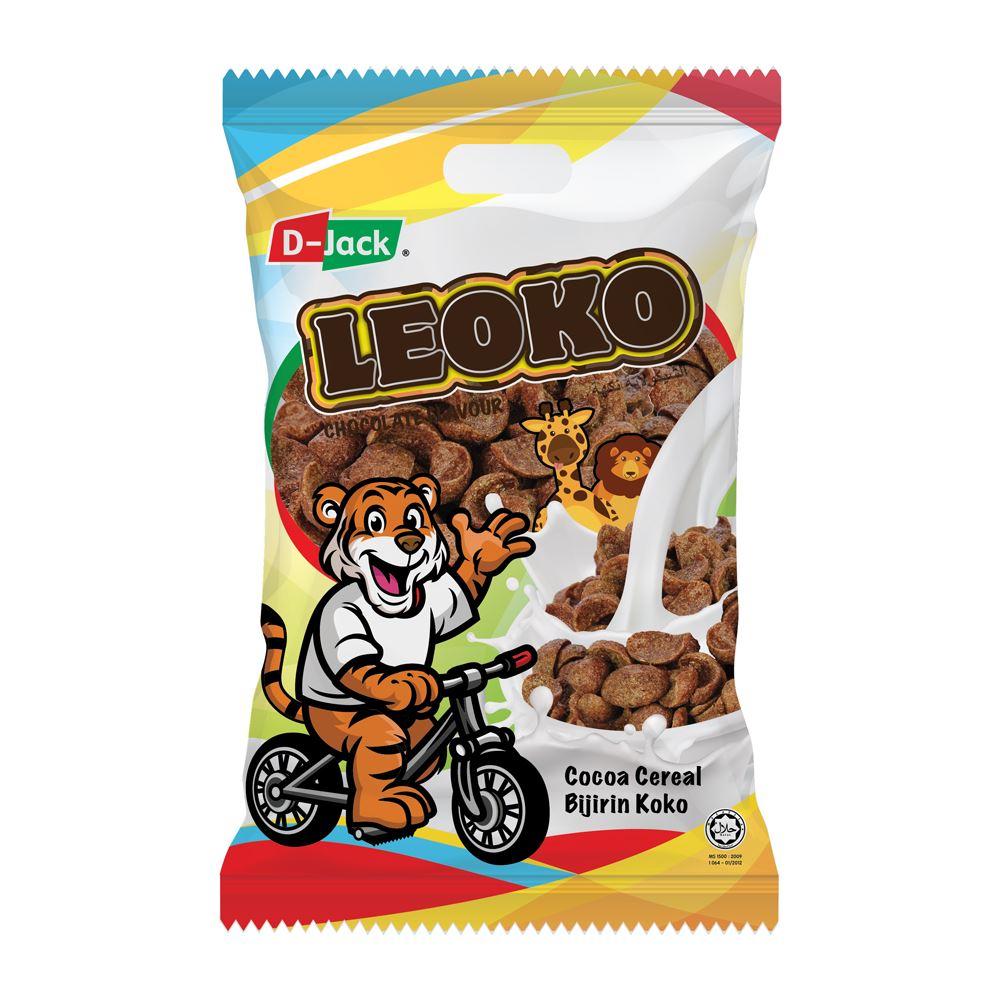 D-Jack Leoko Cocoa Cereal