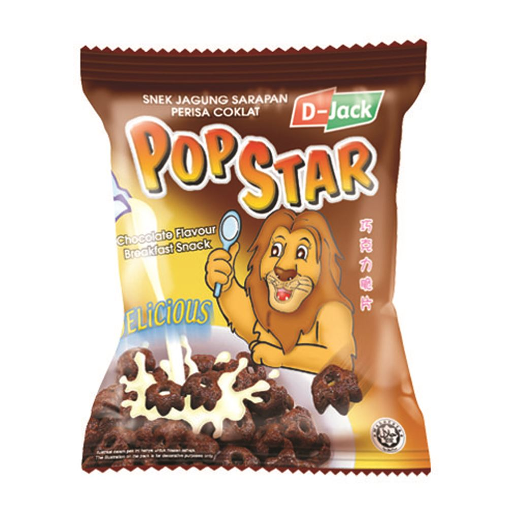 D-Jack Pop Star