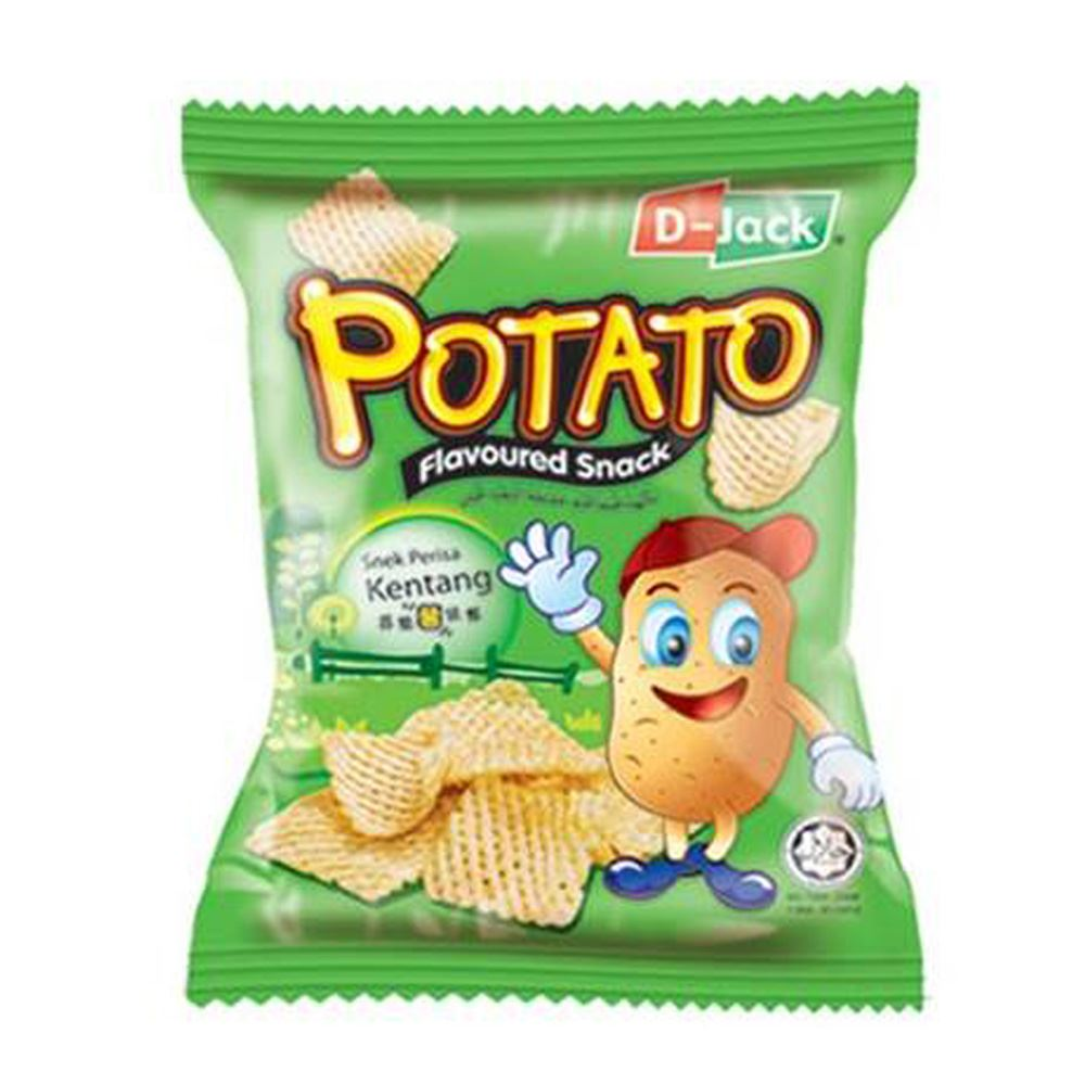 D-Jack Potato Chip