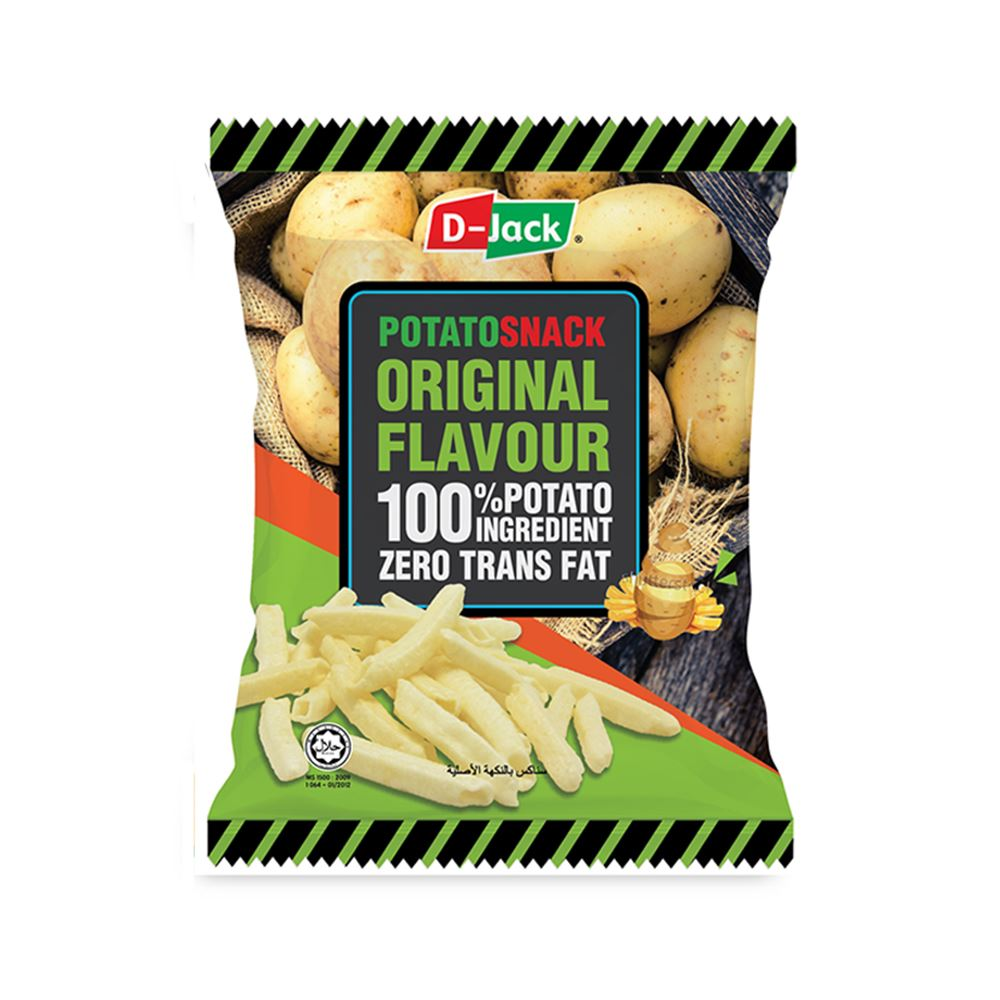 D-Jack Potato Snack Original