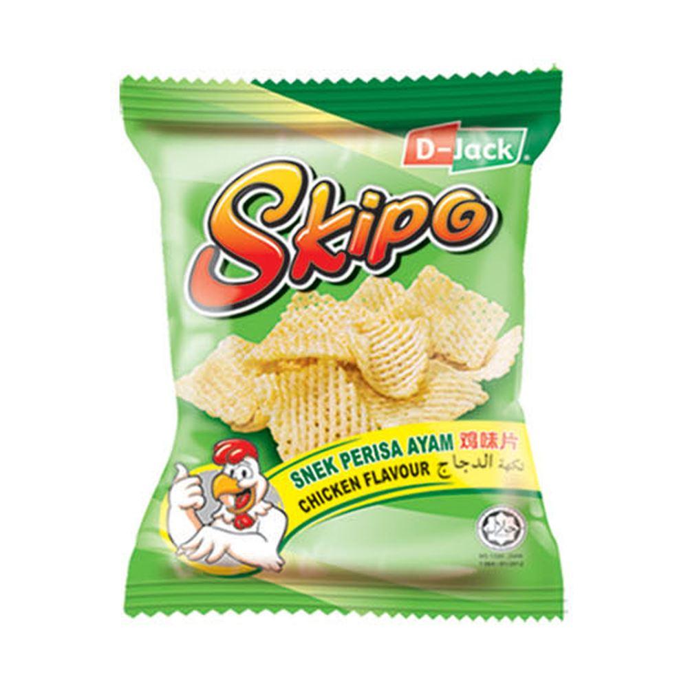D-Jack Skipo Chicken Flavour