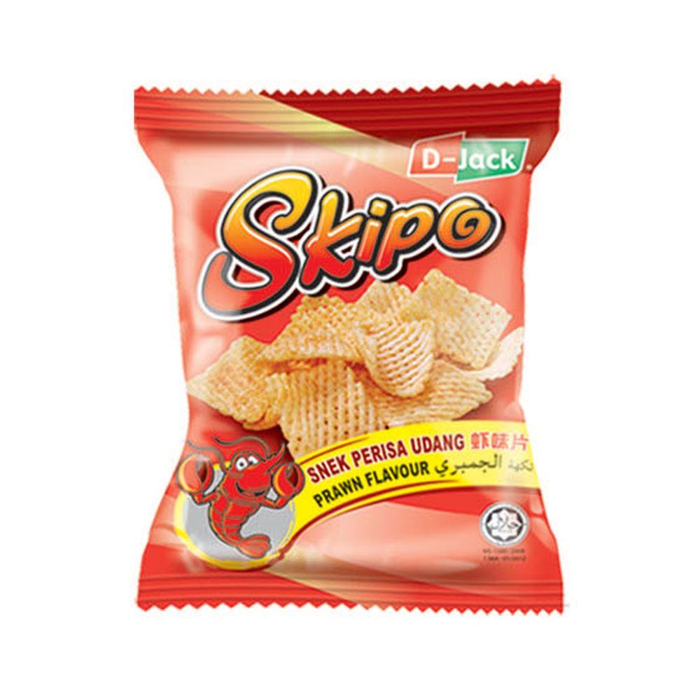D-Jack Skipo Prawn Flavour