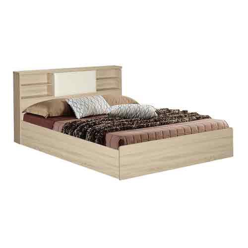 BD 802- Double Bed With Storage
