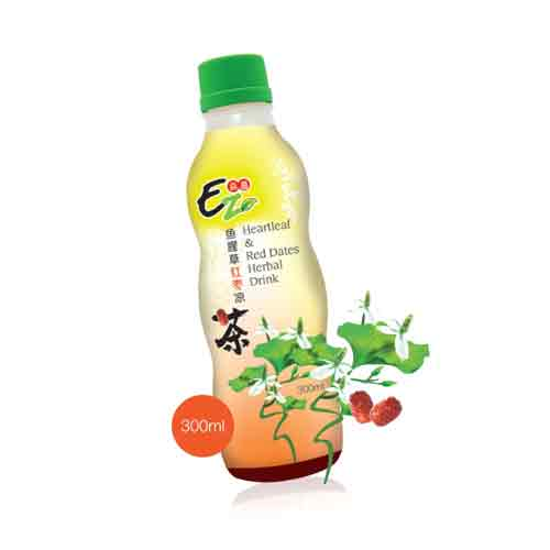 EZ  Heartleaf & Red Dates Herbal Drink