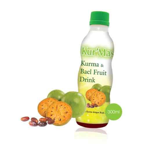 Kur'Mas Kurma & Bael Fruit Drink