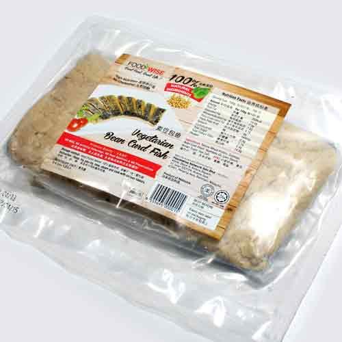 Vegetarian Bean Curd Fish