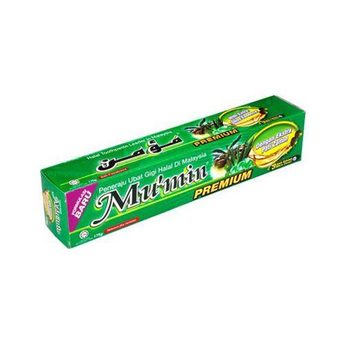 Mu'min Premium Toothpaste (With Extra Olive Essence)
