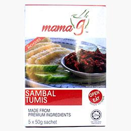 Sambal Tumis Mama G (sachets)
