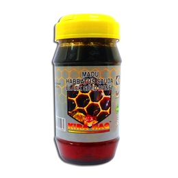 Black Seed Honey Kira Haq