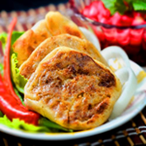 Sri Ani Premium Mini Flatbread Beef