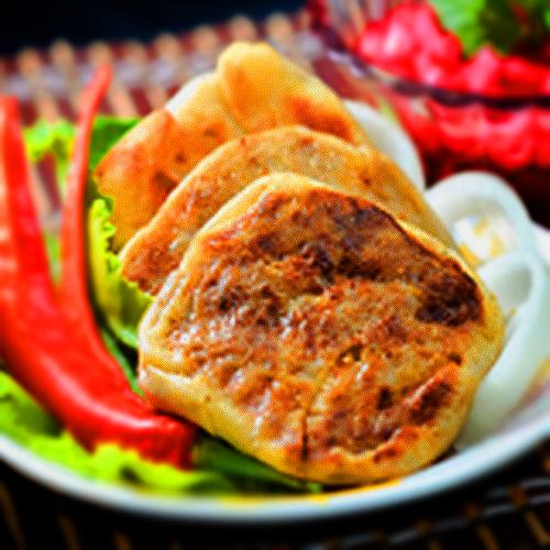 Sri Ani Premium Mini Flatbread Chicken