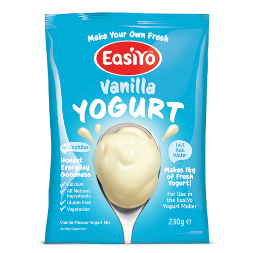 Easiyo Vanilla Yogurt