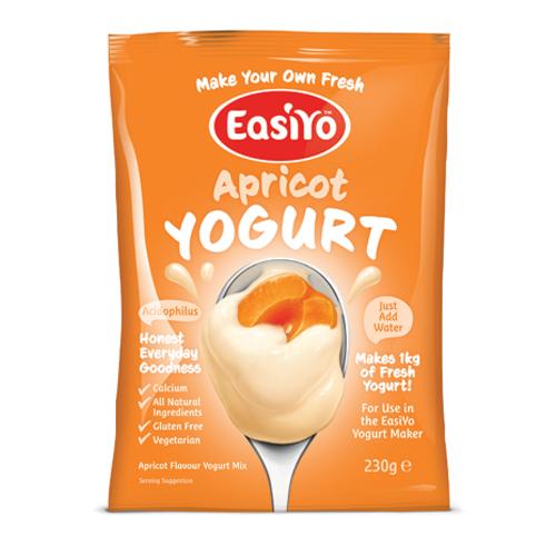 Easiyo Apricot Yogurt