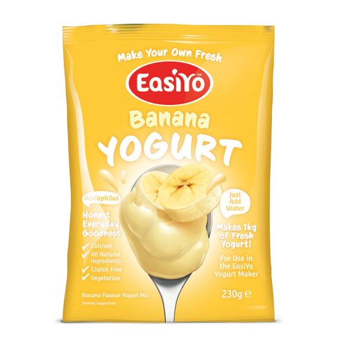 Easiyo Banana Yogurt