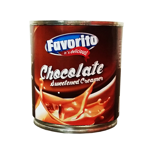 Favorito<sup>™</sup> Chocolate Sweetened Creamer