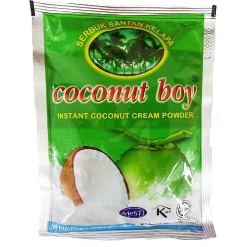 coconut boy<sup>®</sup> Instant Coconut Milk Powder