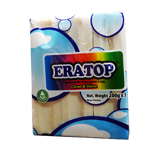 ERATOP<sup>®</sup> Multipurpose Soap 3 in 1