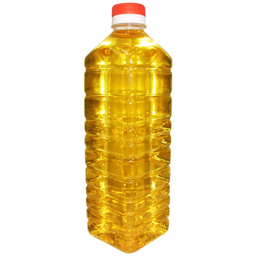 Pure Cooking Oil in PET Bottle