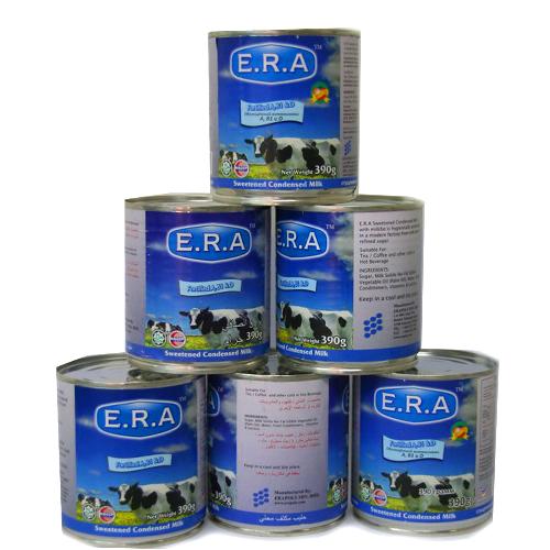 E.R.A Sweetened Condensed Milk