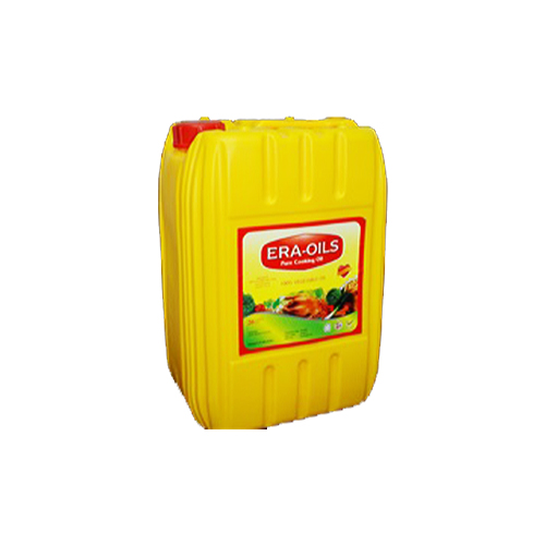 Pure Cooking Oil in Jerry Can