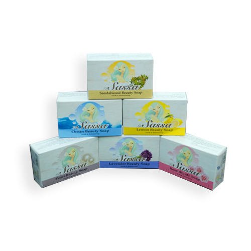 La Sassa<sup>™</sup> Beauty Soap