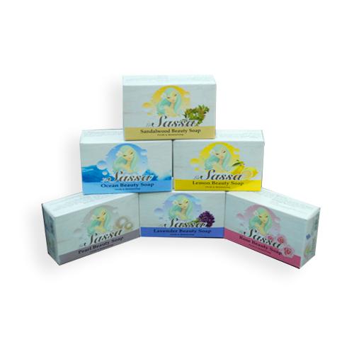 La Sassa<sup>™</sup> Beauty Soap