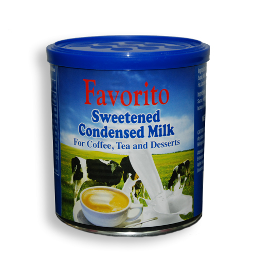 Favorito<sup>™</sup> Sweetened Condensed Milk