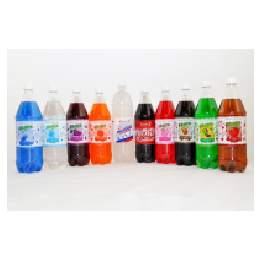 Isotonic and Carbonated Drink