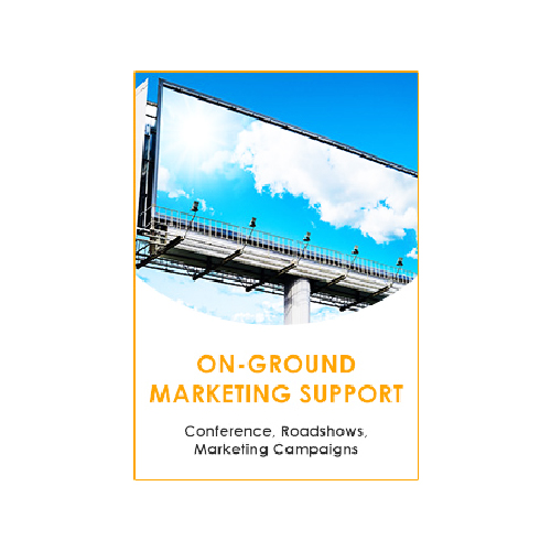 On-Ground Marketing Support