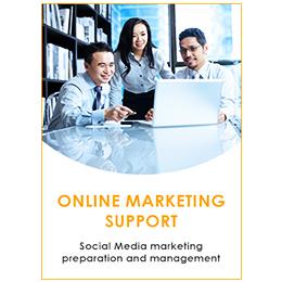 Online Marketing Support