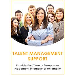 Talent Management Support
