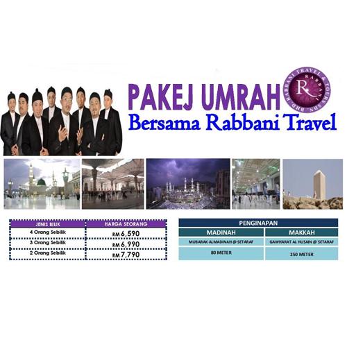 Hajj & Umrah Tour