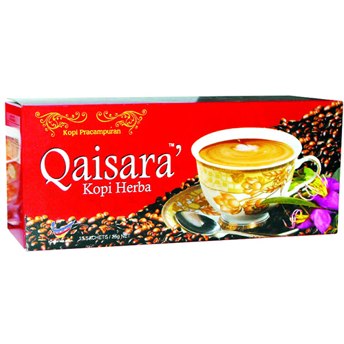 Qaisara Herbs coffee
