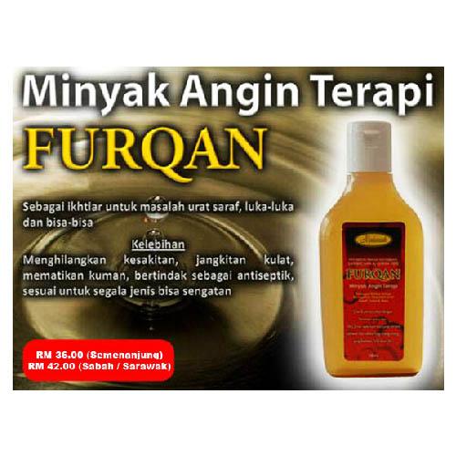 Minyak Angin Terapi FURQAN