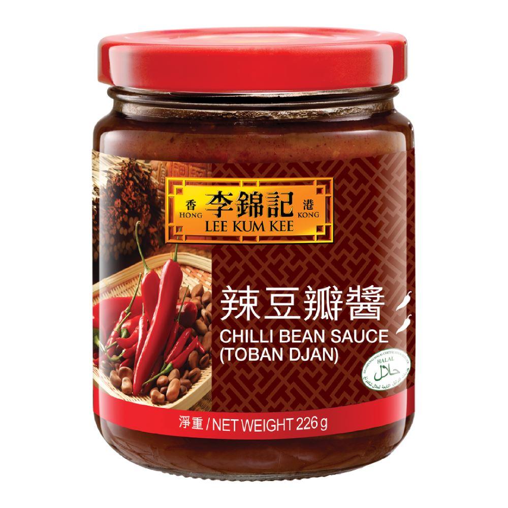 Chilli Bean Sauce - Toban Djan