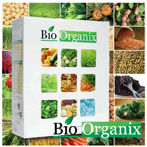 Bio Organix - Colon Cleansing, Complete Nutrients 30 sachets