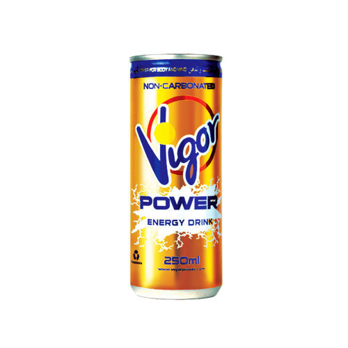 Vigor Power Energy Drink (Regular)