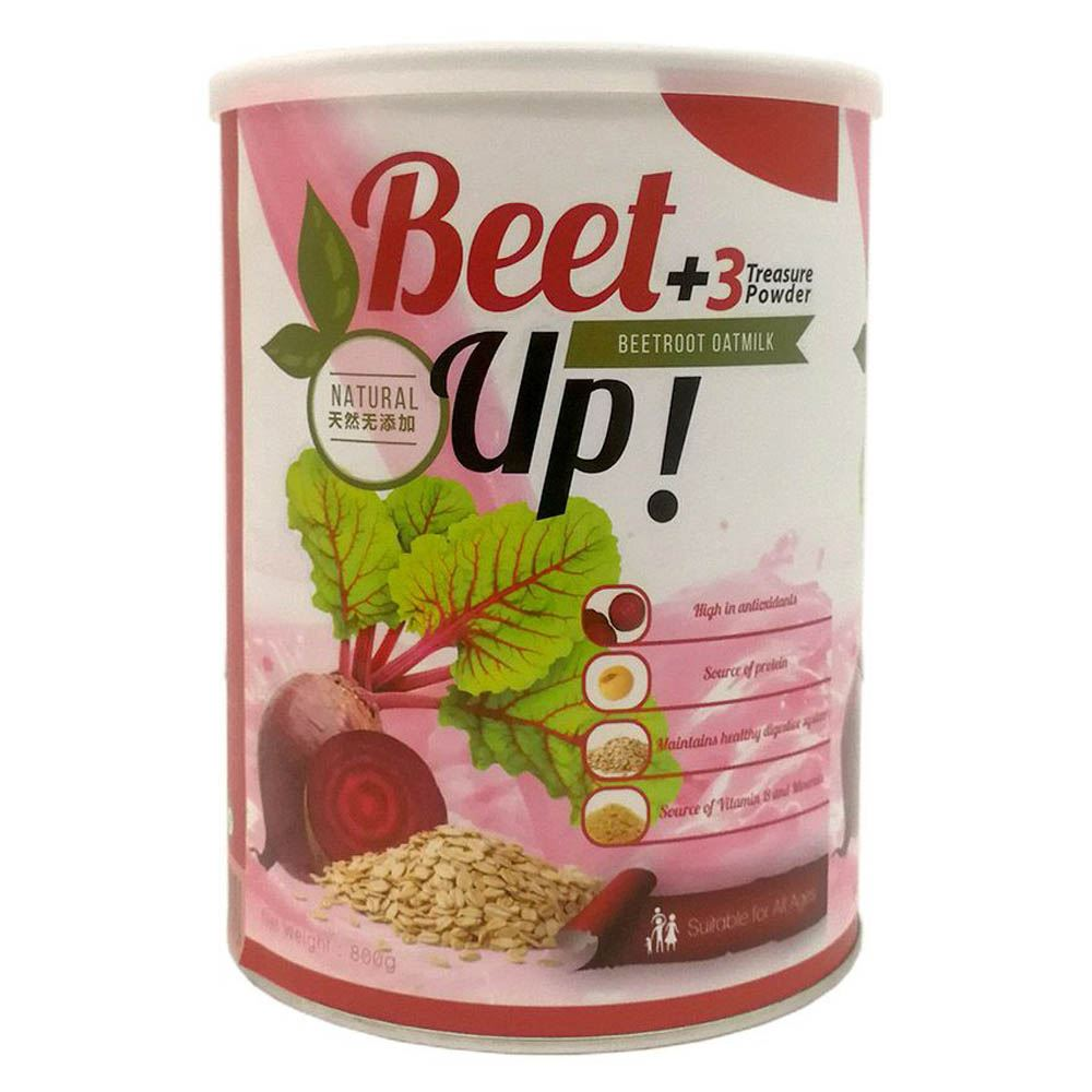 Beet Up! + 3 Treasure Powder