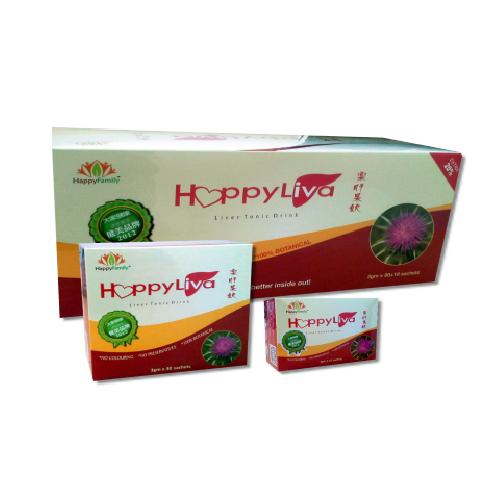 HappyLiva: Total Detoxification & Purification