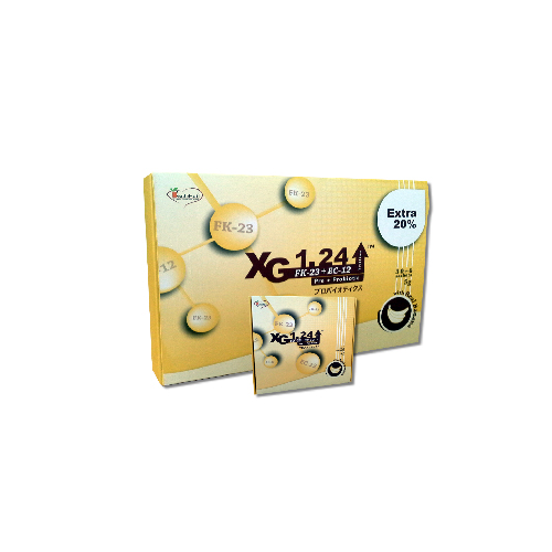 XG 1.24 FK-23 + EC-12: Unique Probiotic Strains from Japan