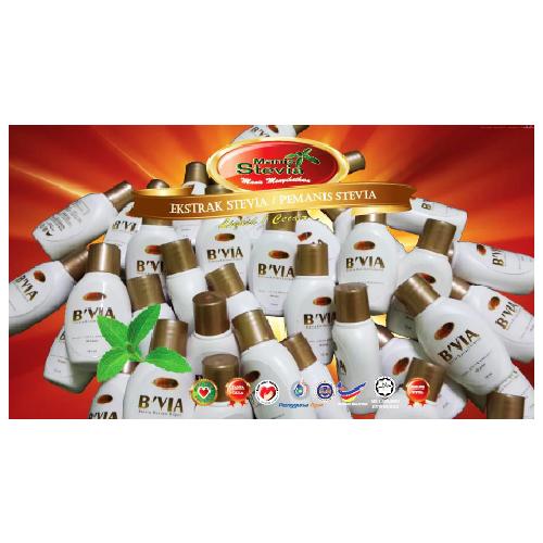 Pemanis Stevia Sweetener Liquid