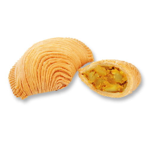 Shell Curry Vege Puff